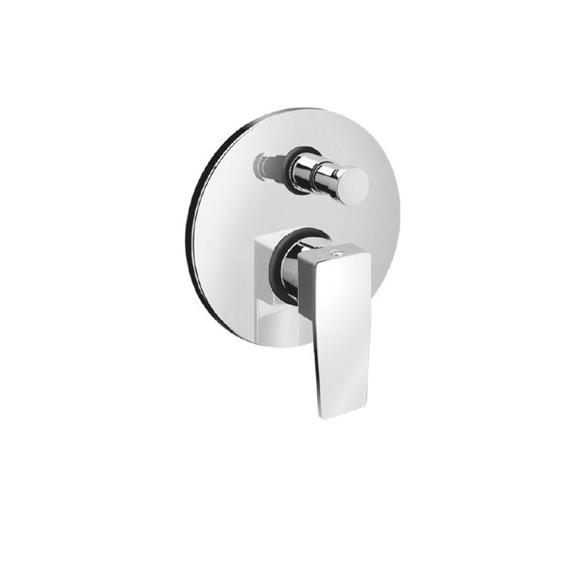 Mitigeur de douche avec déviateur H2q 3929