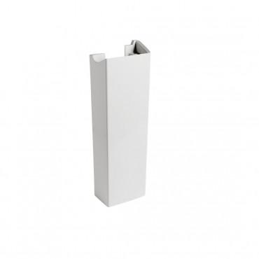 Lavabo de pedestal de diseño Olympia ceramica