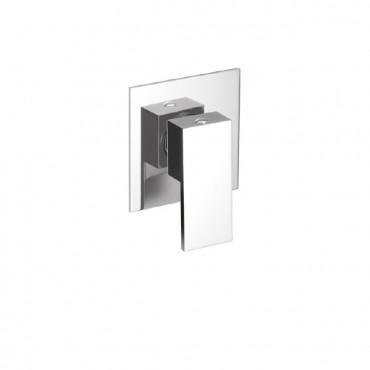 built-in bathroom shower mixer Gaboli Flli Rubinetteria