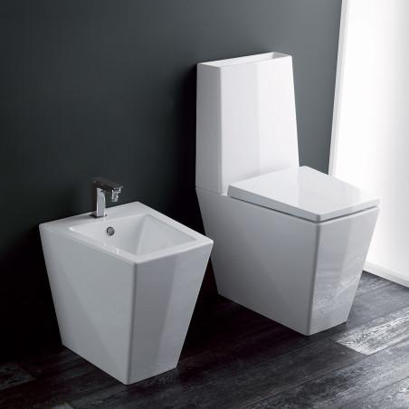 sanitaire avec réservoir Crystal Olympia intégré