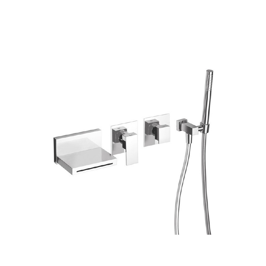 rubinetti vasca a cascata Gaboli Flli Rubinetteria