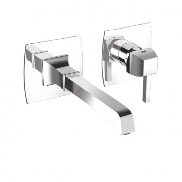 wall-mounted bathroom taps Gaboli Flli taps