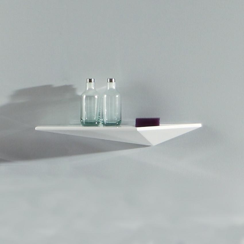 Mensola portaoggetti Crystal Olympia Ceramica