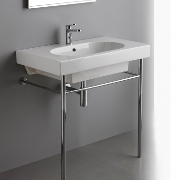 Console washbasin on Tutto...