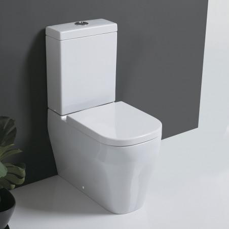 wc avec lavabo extérieur prix Tutto Evo Olympia Ceramica