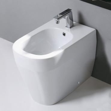 Bidé de suelo Tutto Evo Olympia Ceramica