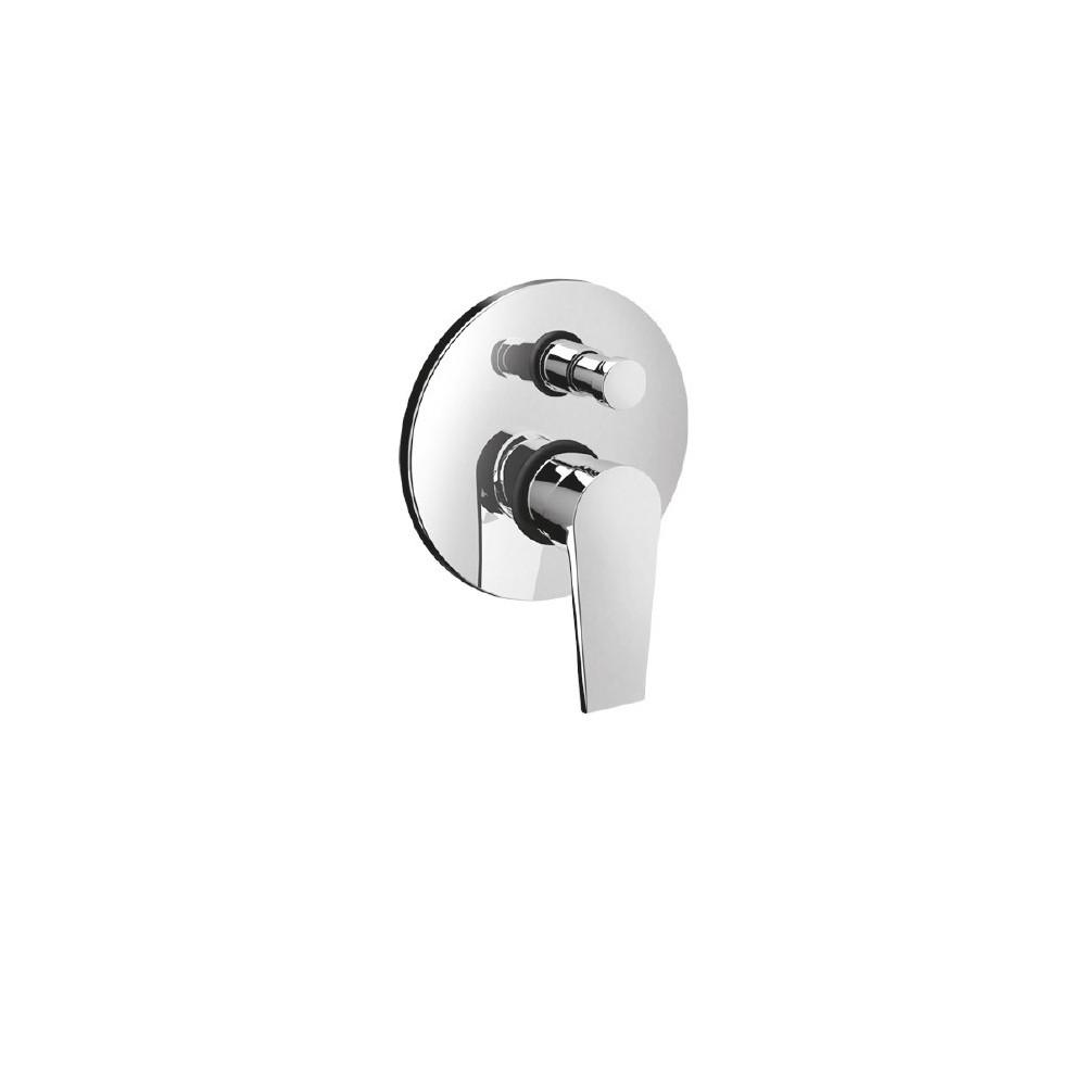 Double outlet shower mixer Kyro Gaboli Flli Rubinetteria