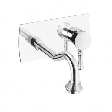 robinets de salle de bain muraux Betty Gaboli Flli robinets