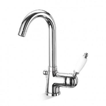 robinets de salle de bains rétro Gaboli Flli robinets