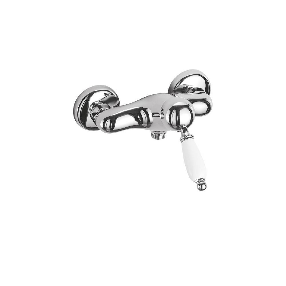 Miscelatore doccia bronzo oro cromo rame Parentesi