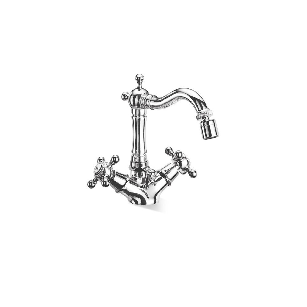 Robinet de bidet rétro Papiro Gaboli Flli robinets