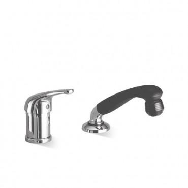 rubinetto parrucchiere lavatesta Beta Gaboli Flli rubinetteria
