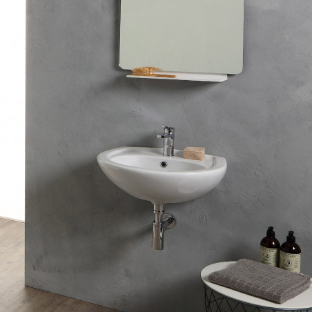 Lavabos de baño pequeños Olympia Ceramica