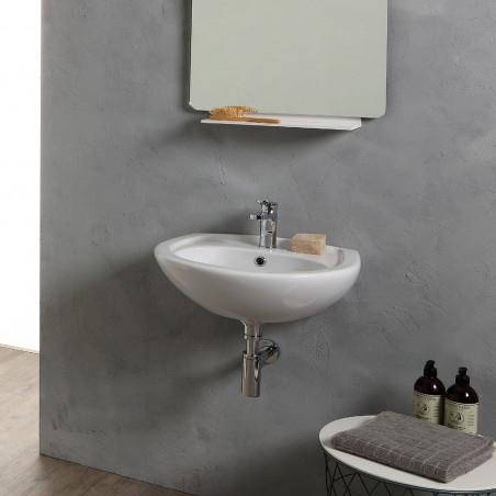 Olympia ceramica small bathroom washbasins