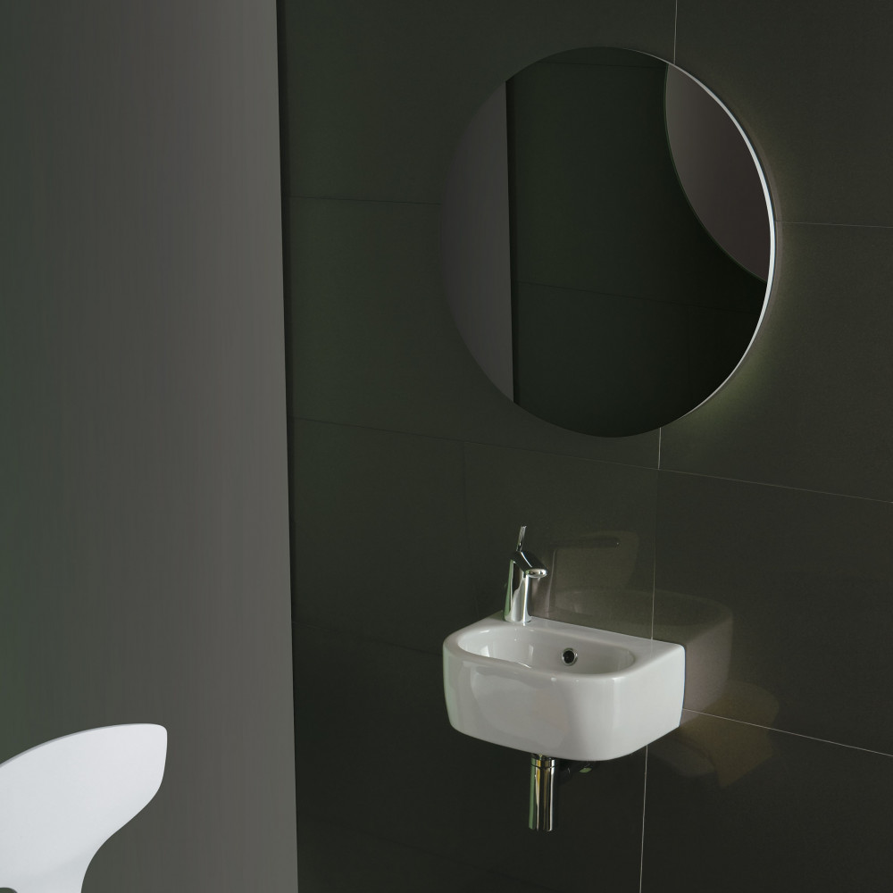 Olympia small hand basin for small bathrooms