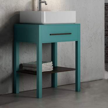 Bathroom cabinet under sink Tratto Olympia