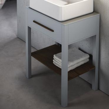 Bathroom vanity unit 75 cm Tratto Olympia