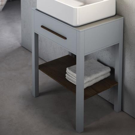 Meuble de salle de bain 75 cm Tratto Olympia