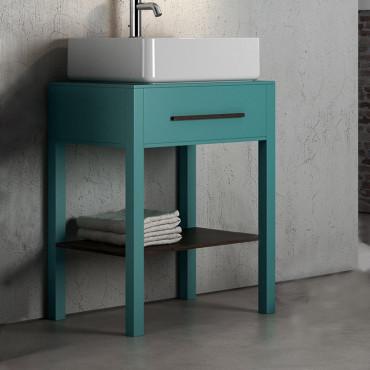 Mobile da bagno freestanding Tratto 60 Olympia Ceramica