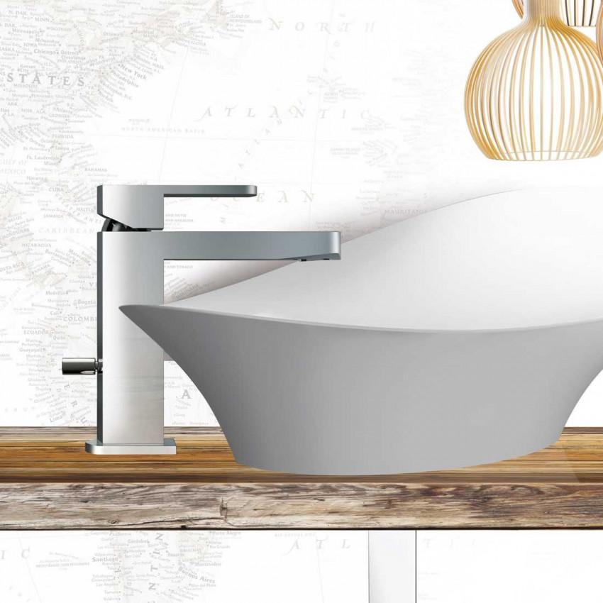 Rubinetto miscelatore per lavabo con piletta Sophie 3600 Gaboli F.lli