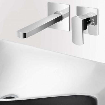wall-mounted mixers Gaboli Flli taps