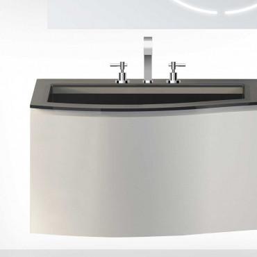 Batteria per lavabo Mood 971