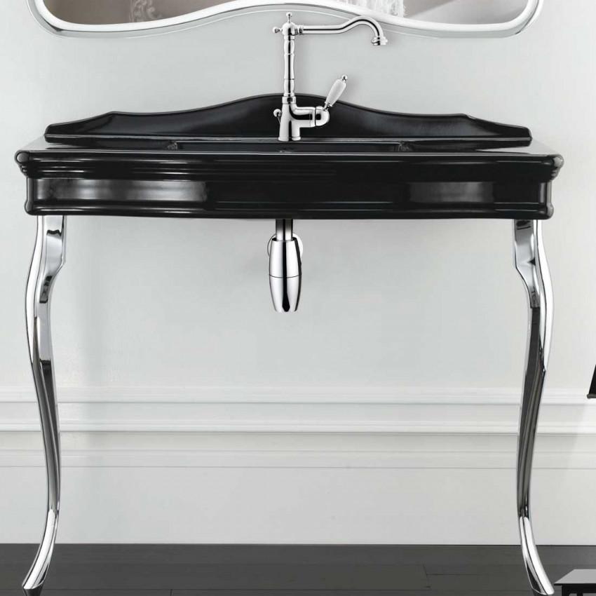 Miscelatore lavabo classico ottone Parentesi 2150 Gaboli Flli
