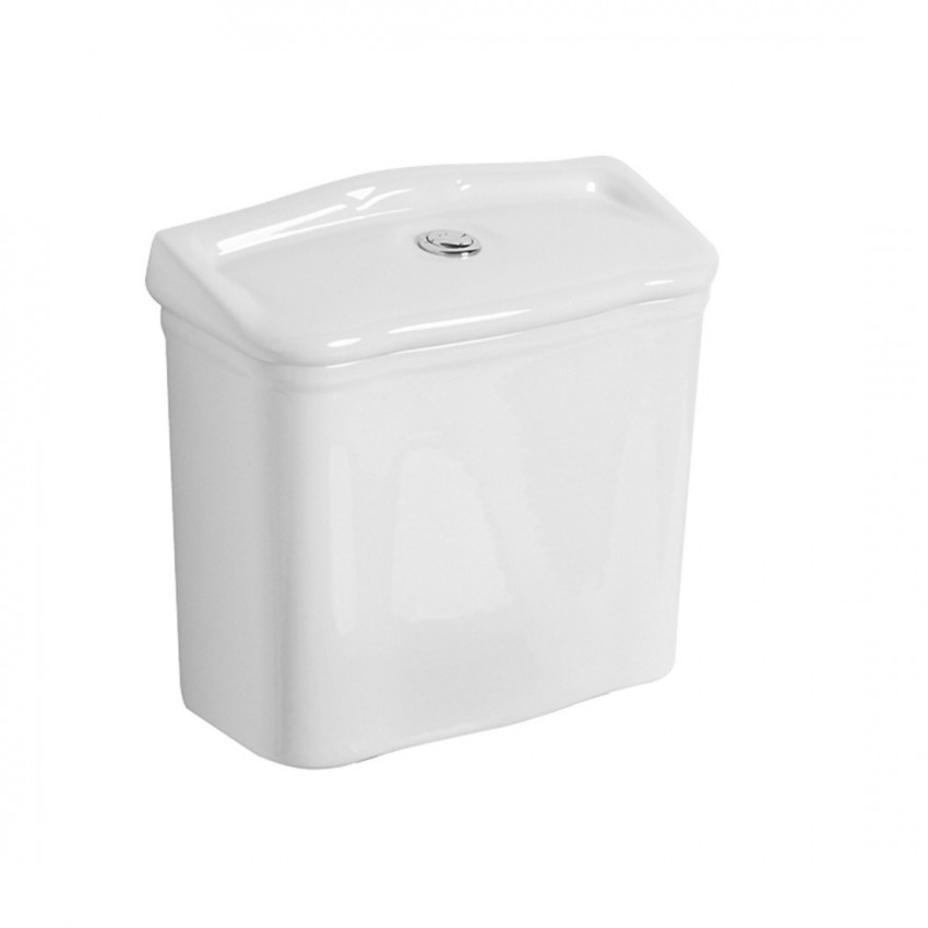 Monoblock-Spülkasten für Toilette Impero Olympia Ceramica