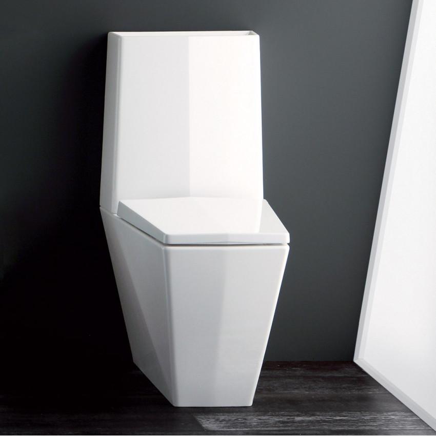 prix toilette monobloc Crystal Olympia Ceramica