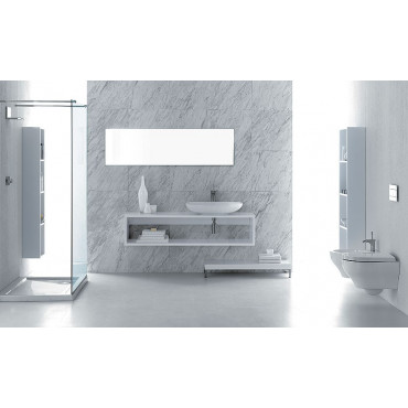 wall hung toilets Clear Olympia Ceramica