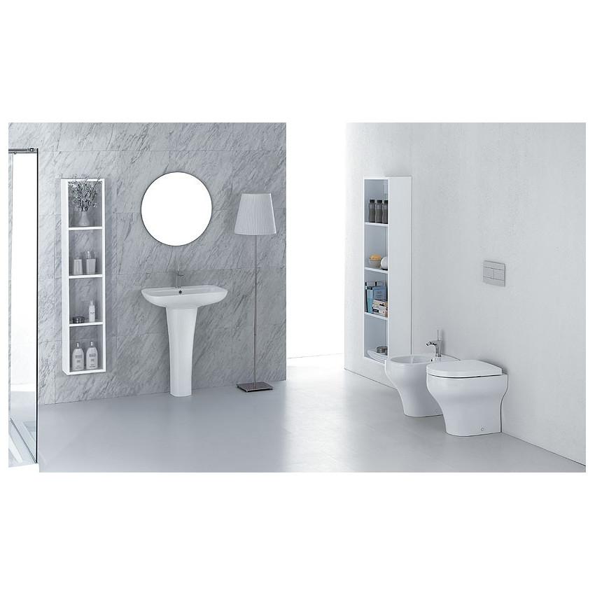 back to wall WC Klare Olympia-Keramik