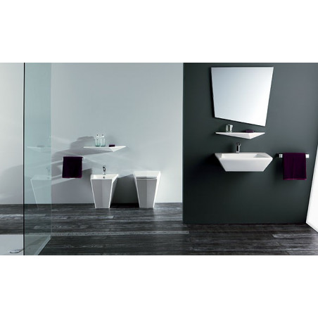back to wall toilet prices Crystal Olympia Ceramica