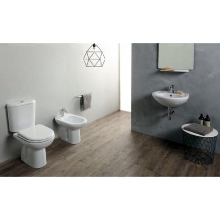 wc avec réservoir extérieur et bidet Rubino Olympia Ceramica
