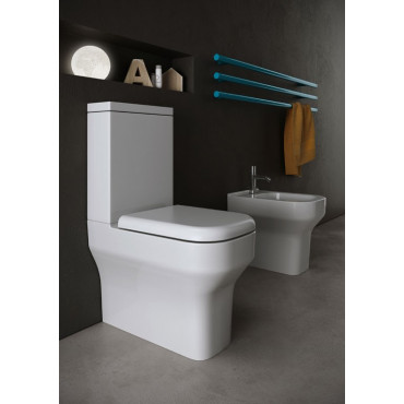 back to wall bidet Shynthesis Olympia Ceramica