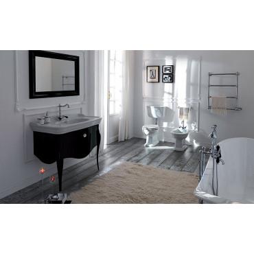 salle de bain rétro Impero Olympia Ceramica