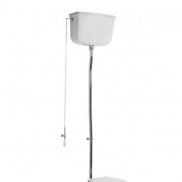 Réservoir haut pour sanitaires Empire + mécanisme de rinçage Olympia Ceramica