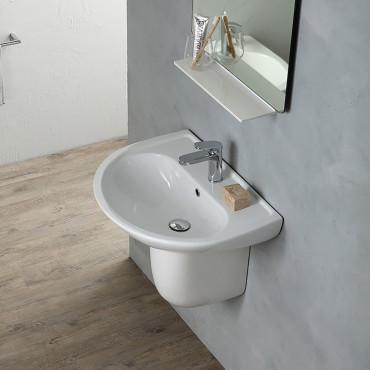 Prix des lavabos suspendus Olympia Ceramica