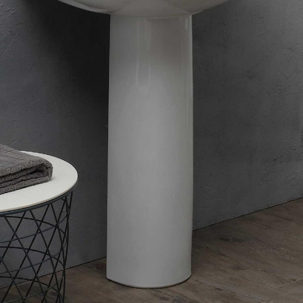 Lavabo A Colonna Design colonna per lavabo rubino olympia ceramica