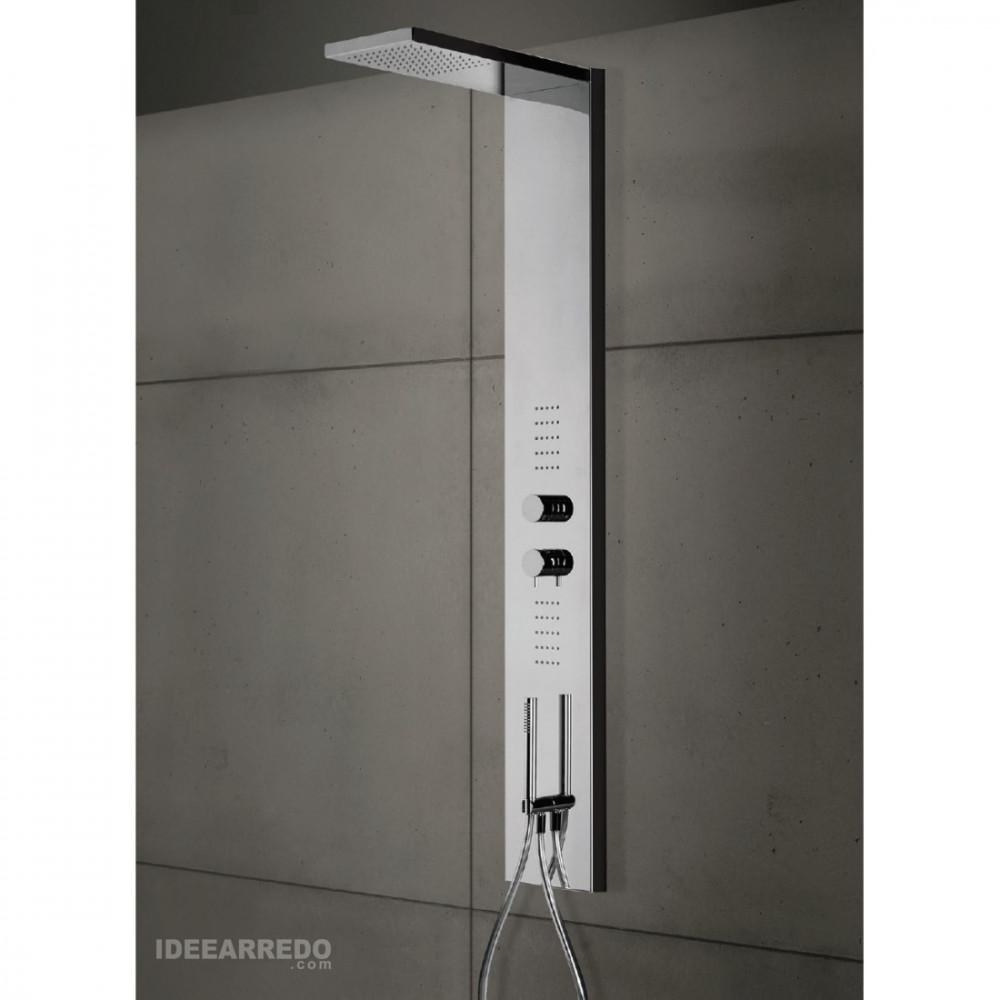 Colonna doccia idromassaggio NS375-thermo Gaboli Flli Rubinetteria