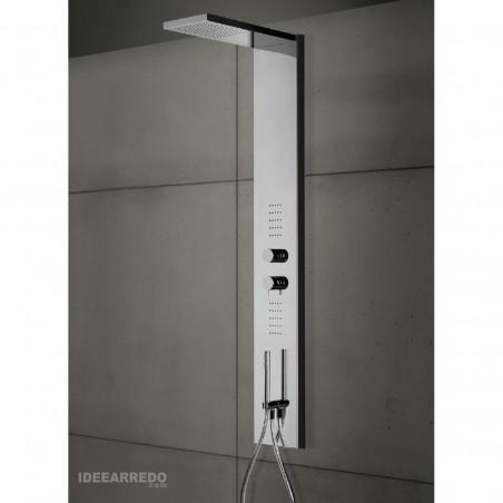 Hydromassage shower column NS375 Gaboli Flli taps