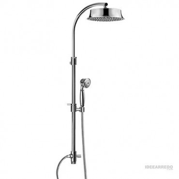 Classic shower column Gaboli Fratelli Rubinetteria