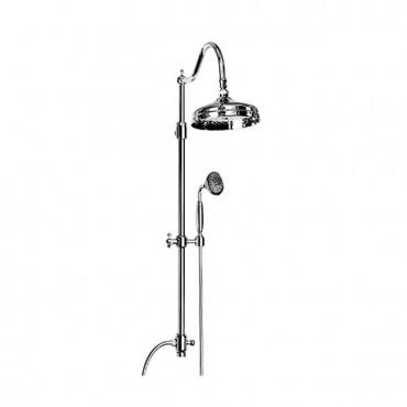Retro shower column Gaboli Fratelli Rubinetteria PA360