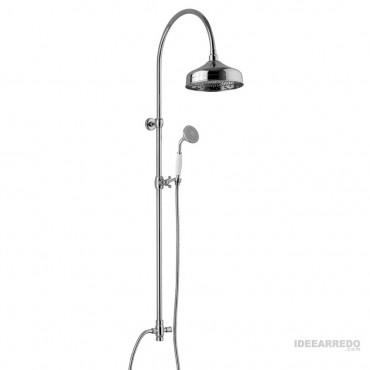 vintage shower column OA Gaboli Fratelli RUbinetteria