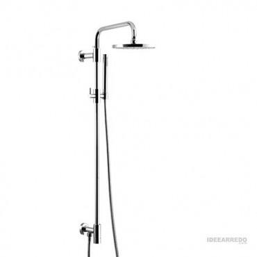 Duschsäule mit hohem Anschluss AL361 Gaboli Fratelli Rubinetteria