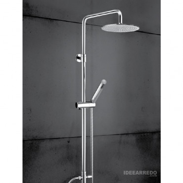 round shower column Gaboli Fratelli Rubinetteria