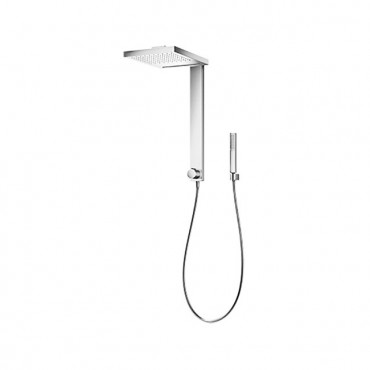 Steel shower column OP375 prices Gaboli Fratelli Rubinetteria