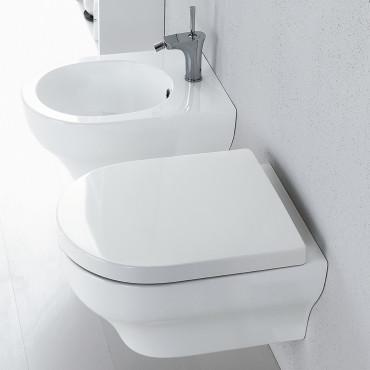 randlose abgehängte Sanitärkeramik Clear Olympia Ceramica