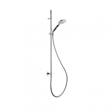 Barre coulissante de douche avec déviateur MN498 Gaboli Flli Rubinetteria