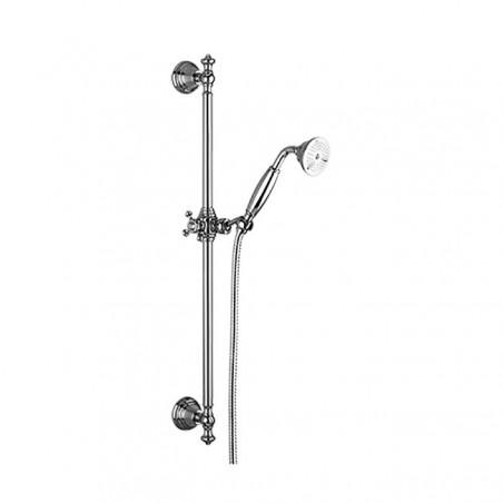 Shower rail bathroom retro prices TE500 Gaboli Flli Rubinetteria