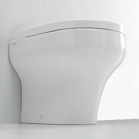 vaso filomuro Clear Olympia Ceramica